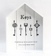 """Ключница шкатулка,""""Keys"""", 33*25 см, фото 1"""