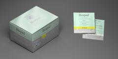 Спиртовые салфетки, стерильные, однократного применения,  65х60 мм