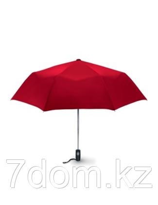 Зонт складной красный арт.d7400106, фото 2