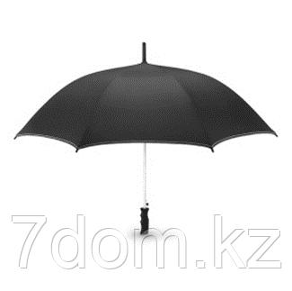 Зонт с черной пластиковой ручкой арт.d7400117, фото 2