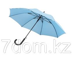 Зонт Голубой трость арт.d7400122