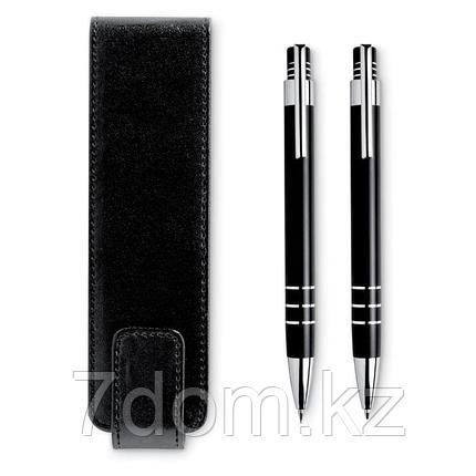 Набор авторучка и карандаш в чехле арт.d7400208, фото 2