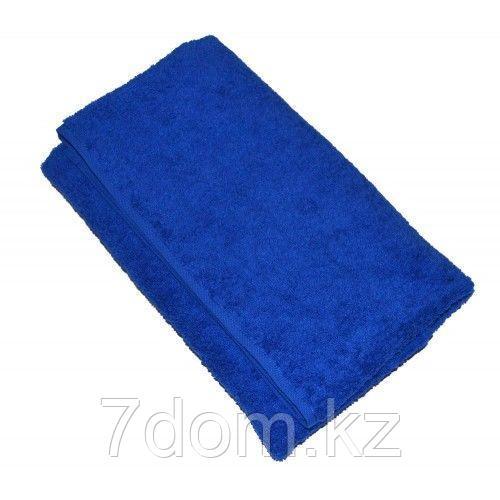 Полотенце махровое синий арт.d7400227