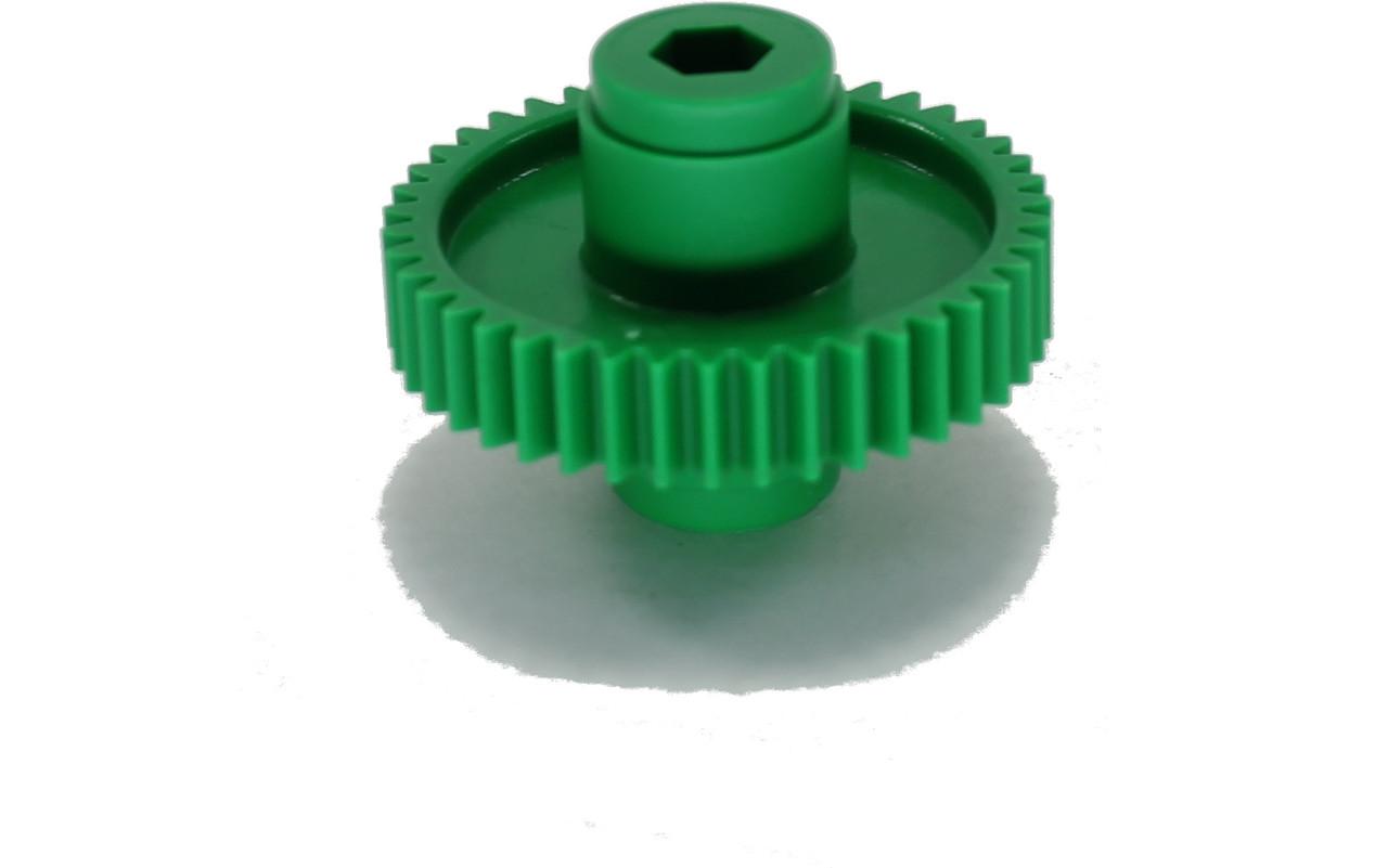 Шестеренка редуктора группы эспрессо зеленая  101А8103D