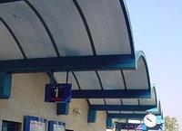 Сотовые поликарбонат Полишейд 8мм  Израиль , фото 1