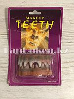 Накладные зубы, клыки оборотня Makeup Teeth