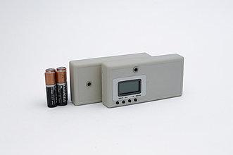 Cчетчик посетителей на батарейках