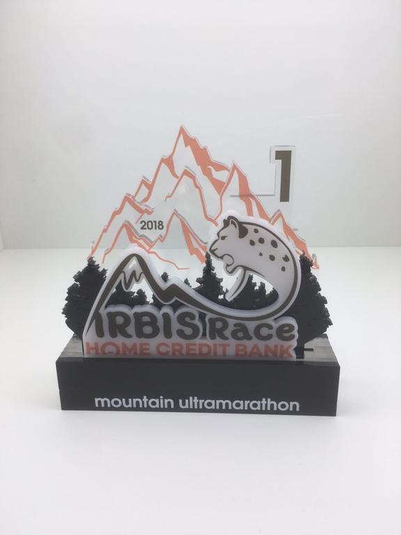Горный ультрамарафон Irbis Race