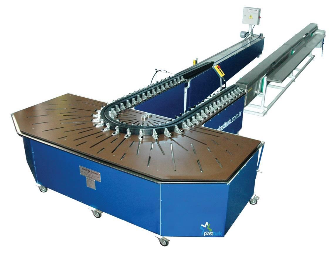 Автоматизированное гибочное оборудование- ПВХ арки пластиковых окон