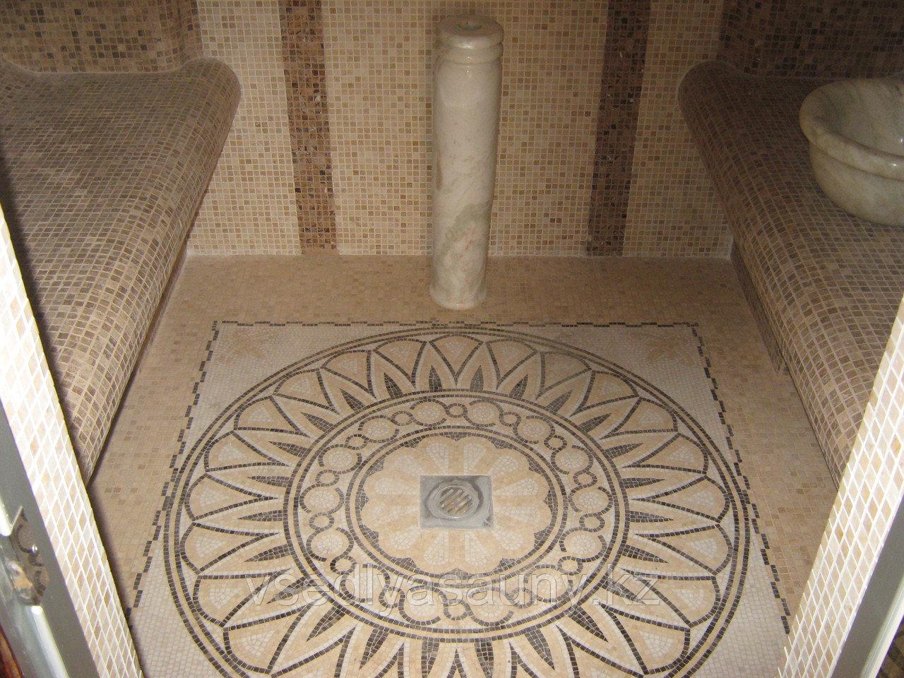 Реставрационные работы по Хаммаму