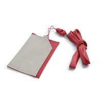 Чехол под магнитную карту | бейдж, телефон, красный