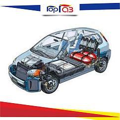Заправка газом автомобилей
