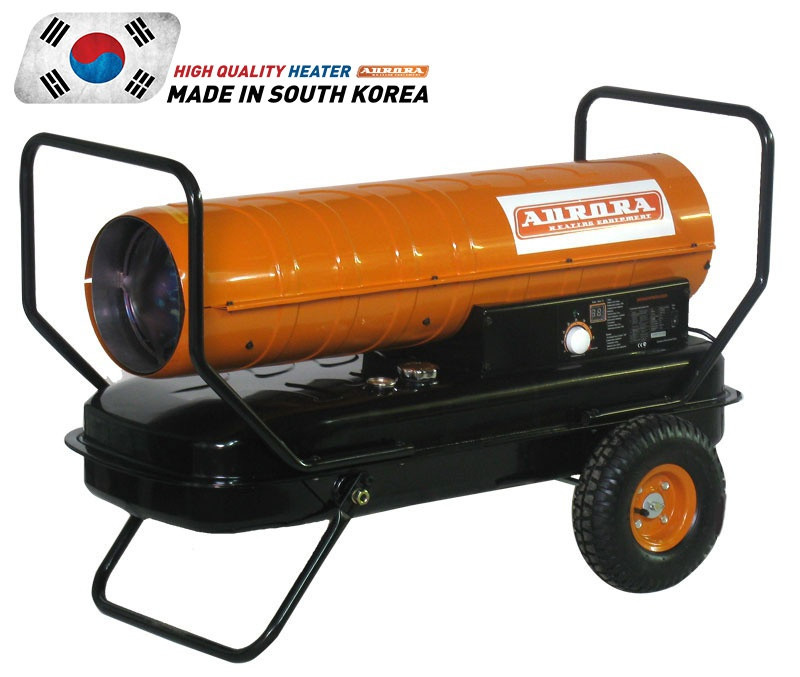 Тепловая пушка без отвода Aurora TK-50000 дизельная