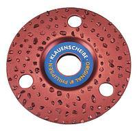 Шлифовальный диск для обработки копыт с редким нанесением