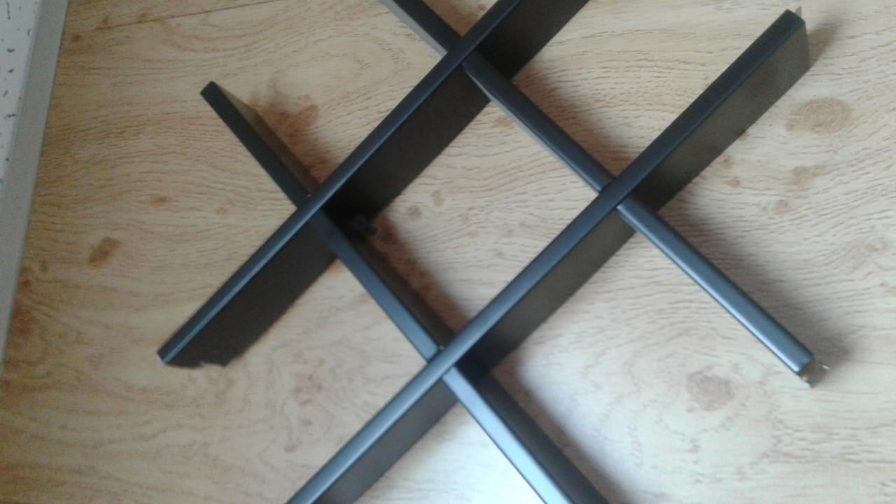 Подвесной потолок грильято - фото 1