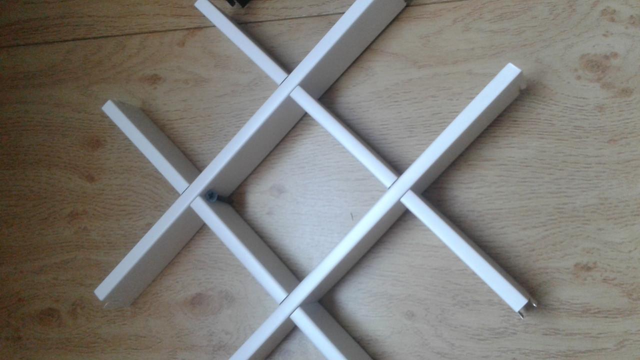 Подвесной потолок грильято - фото 3