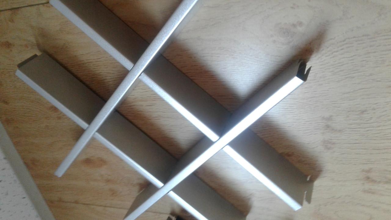 Подвесной потолок грильято - фото 2