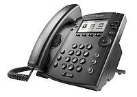 SIP телефон Polycom VVX 310 Skype for Business/Lync edition (2200-46161-019), фото 1