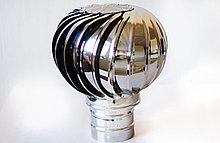 Вентиляционные турбины для воздуховодов ТД100Оц