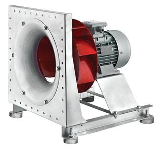Вентиляторы прямоточные для вентиляции BPF 355 В