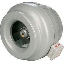 Круглые вентиляторы канальные ВКМ-200