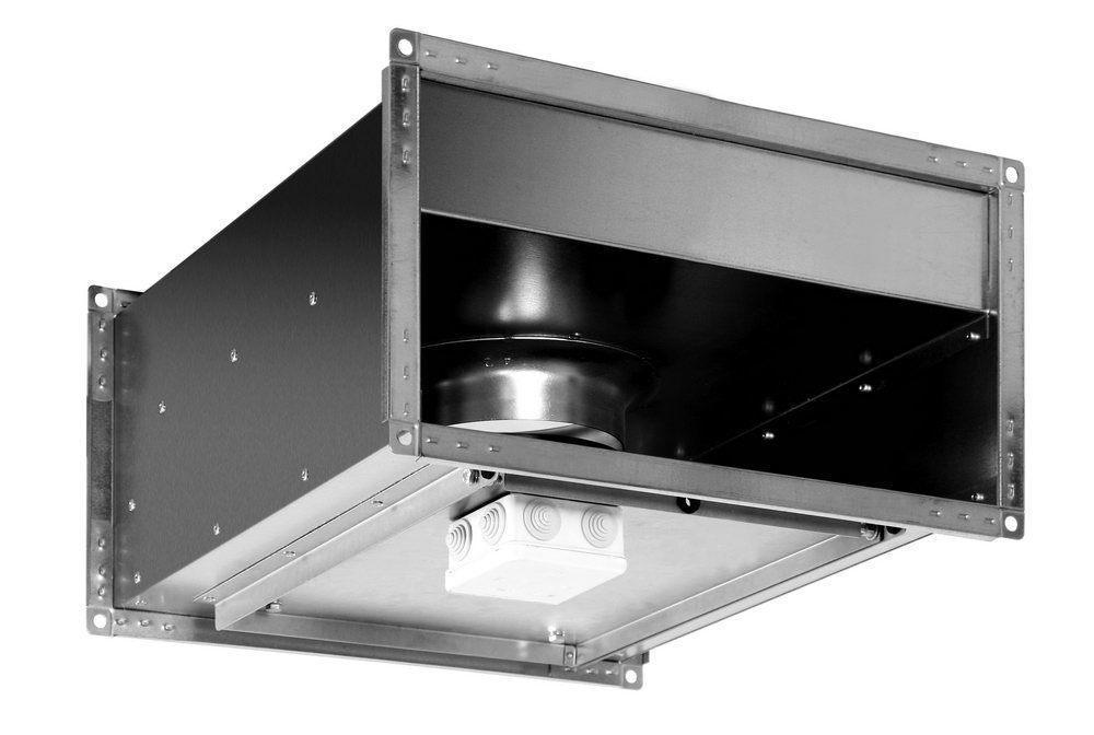 Вентилятор канальный в прямоугольный канал GRDKF 600х300