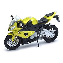 1/18 Welly Масштабная модель мотоцикла BMW S 1000 RR