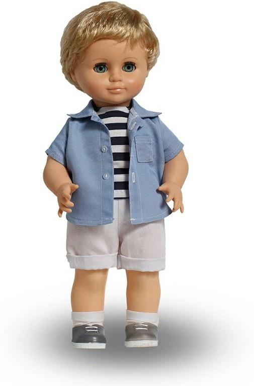 Весна Кукла Мальчик 4 (звук), 43 см.