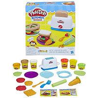 """Hasbro Play-Doh """"Кухня"""" Игровой набор """"Тостер"""", Плей-До"""