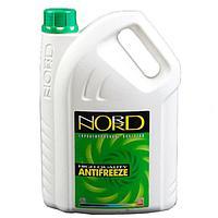 Антифриз охлаждающая жидкость NORD зеленый 10л