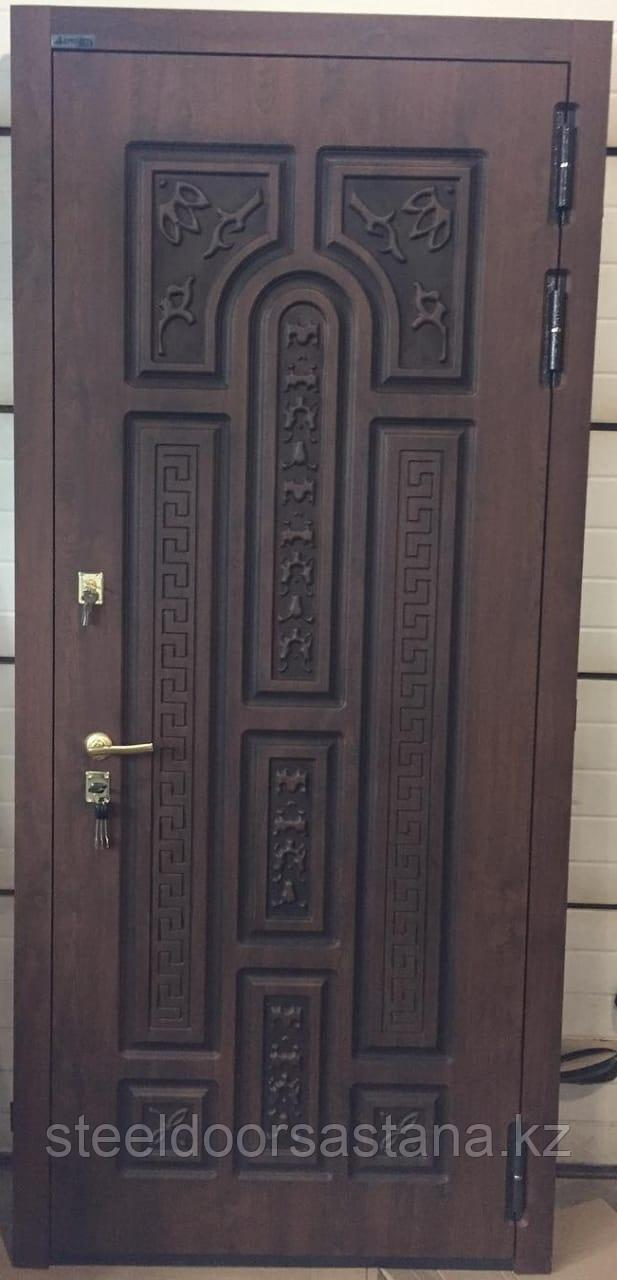 Дверь стальная с влагостойким МДФ и покрытием Винорит пр-во Израиль - фото 2