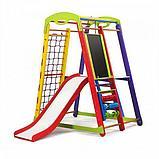 Детский спортивный уголок- Кроха - 1 Plus 3 , фото 2