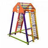 Детский спортивный комплекс BambinoWood Color Plus , фото 4