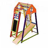Детский спортивный комплекс BambinoWood Color Plus , фото 7