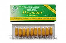 Свечи гомеопатические «Пеликан-Антикан»