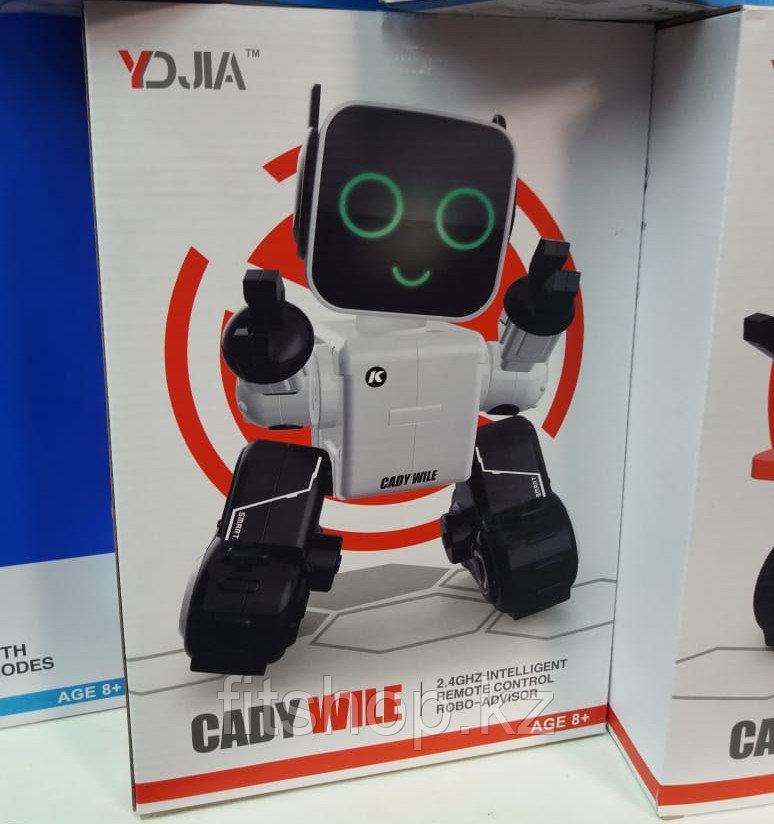 Интерактивный робот Smart Robot на пульте управления