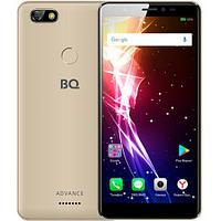 Смартфон BQ-5500L Advance LTE Золотой