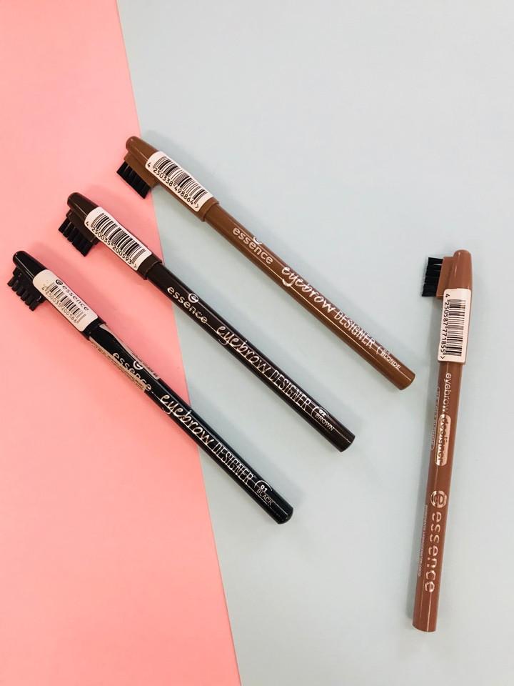 Карандаши для бровей Eyebrow Designer от Essence