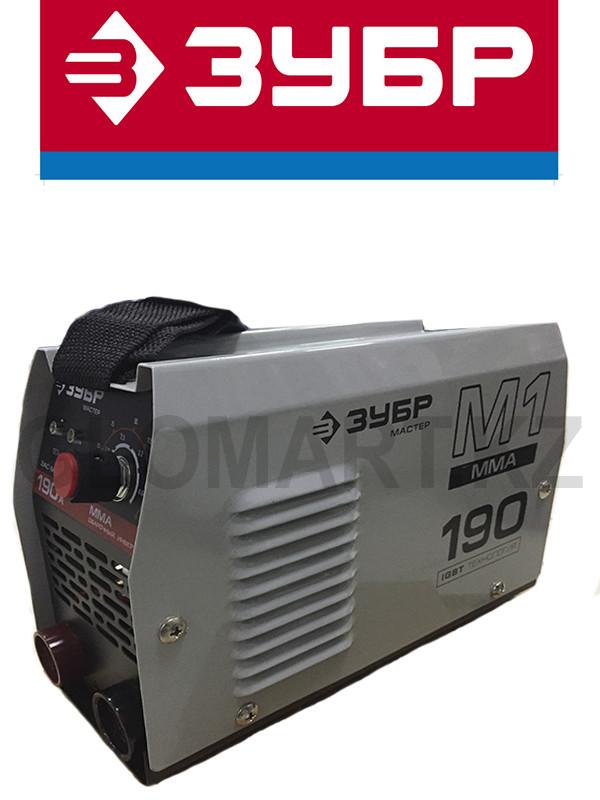 Сварочный аппарат Зубр ЗАС-М1-190