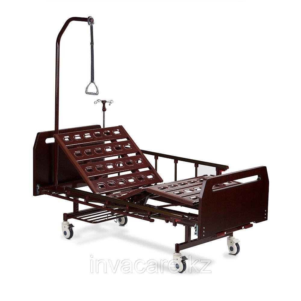 Кровать функциональная механическая Armed с принадлежностями RS105-C