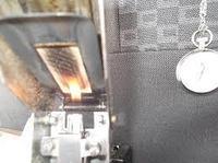 Испытания качества нанесения огнезащитного состава