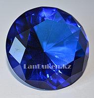 Сувенир из камня, сувенир кристалл синий 20 гр