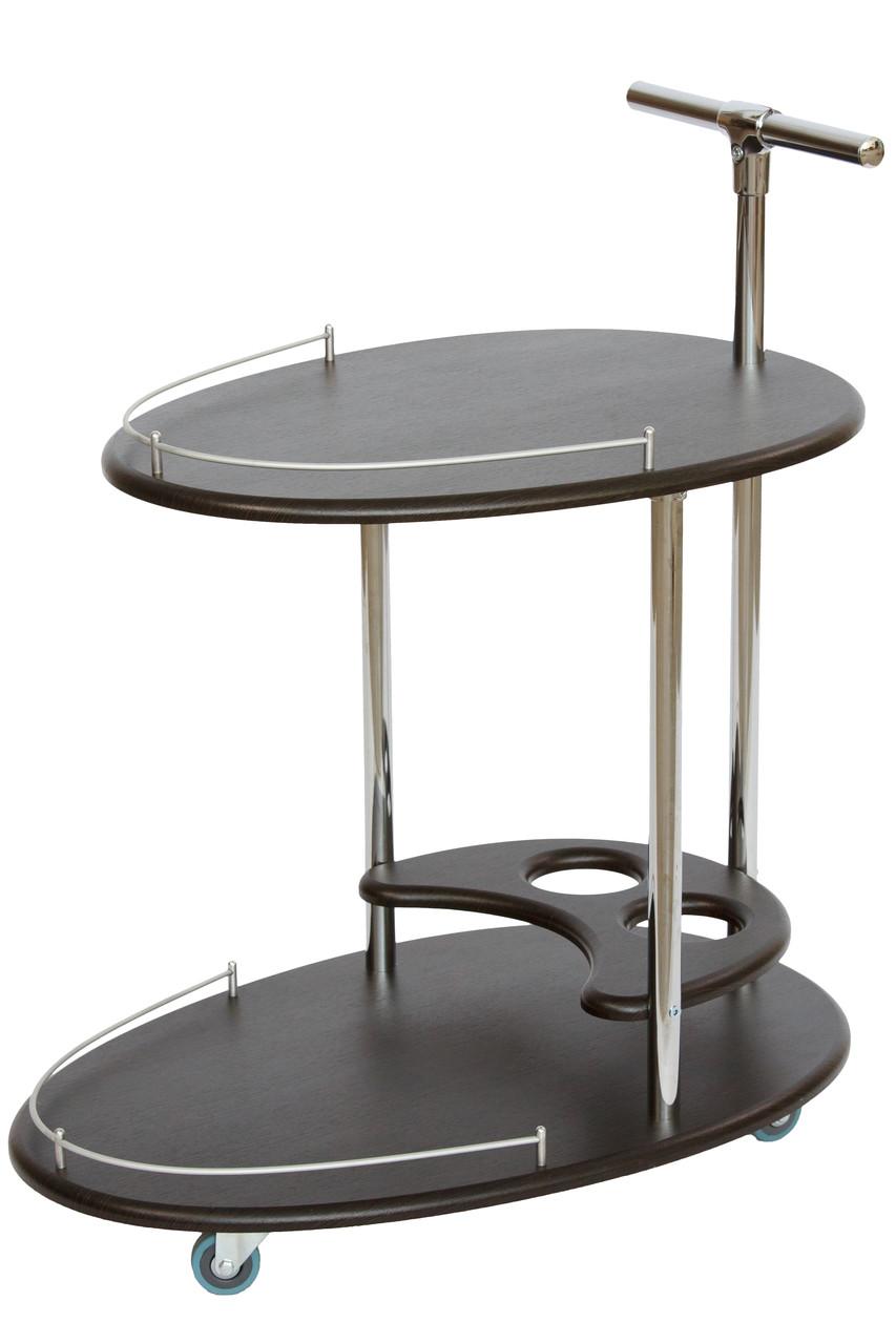 Стол сервировочный Фуршет Венге