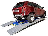 Стапель CAR-O-LINER BENCHRACK 5000 с 3D механической измерительной системой Вариант 2