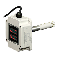 Датчик температуры  и влажности RS485, фото 1