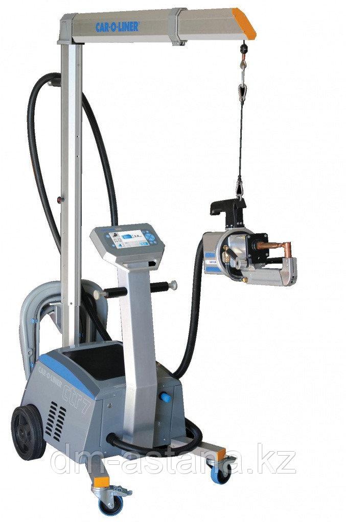 Инверторный аппарат контактной сварки CTR7