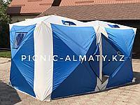 Зимняя палатка КУБ Двойной 200*400*215