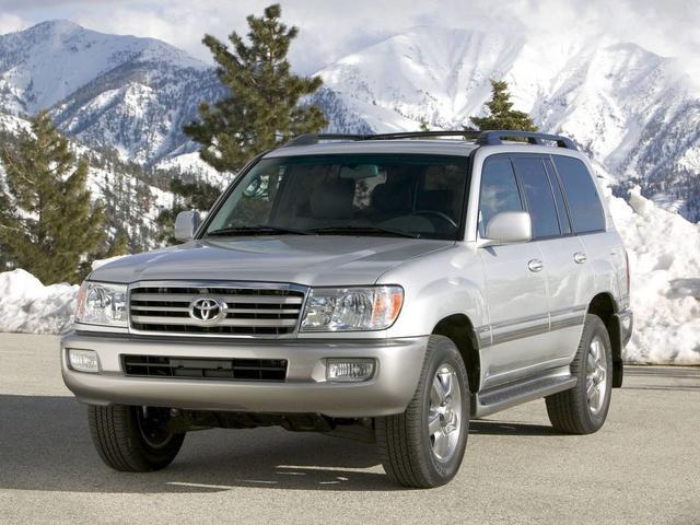 Toyota land cruiser 100VX