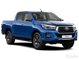 Toyota hilux 2015-2017