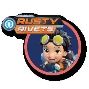 Rusty Rivets